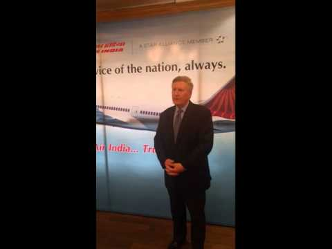 We are delighted to have Air India on-board - Mark Schwab, CEO, Star Alliance