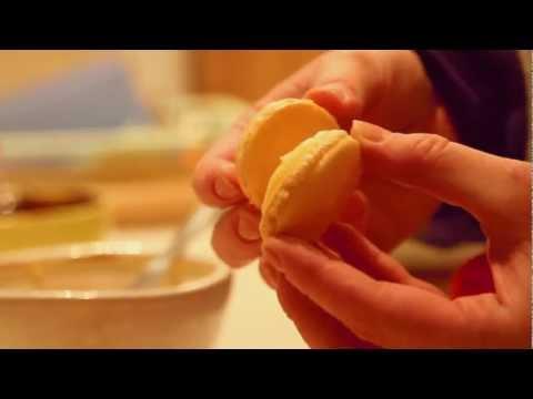 Macaron Cafe Book Cooking Book Review Macarons