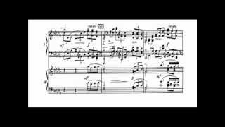 Rachmaninoff - Rhapsody on a Theme of Paganini, Op. 43 Variation 18 (Pennario).flv