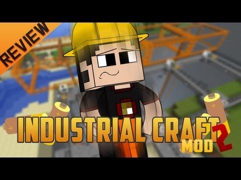 Minecraft para PC: IndustrialCraft Mod para 1.4.5. como Instalar y Review!! (Forge)