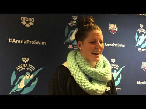 Missy Franklin Super Happy To Get Back Into Win Column