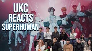 Kpop Club Reacts to NCT 127 - Superhuman