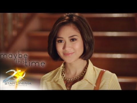 Maybe This Time (For the very first time Star Cinema and Viva Films proudly bring us)
