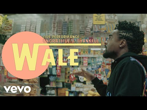 "Wale - Wale Performs Acapella Version of ""Ungrateful & Thankful"""