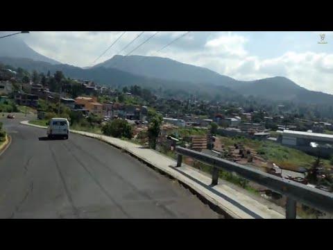 En Zitácuaro, Michoacán.