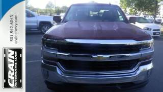 New 2017 Chevrolet Silverado 1500 Little Rock AR Bryant, AR #7CT6710 - SOLD