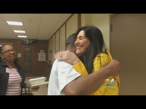 Judge Reunites With Middle School Classmate She Recognized In Bond Court