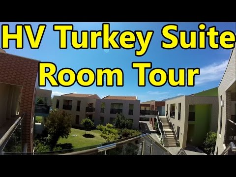 Holiday Village Turkey | Suite Room Tour