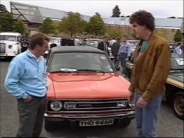 Jeremy Clarkson Old Top Gear Very Old Top Gear Very Young