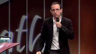"""""""Jesús, el autor del cambio"""" Pastor Francisco Barrios (Viernes 19-09-2014)"""