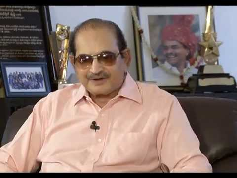 Superstar Krishna's Exclusive Interview On Action 3d video