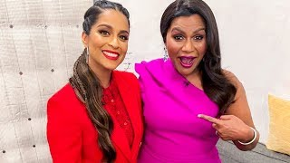 My TV Show is LIVE w/ Mindy Kaling