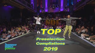Riceball&Paradox&kuty& rubix Summer Dance 2019 TOP Preselection Compliations
