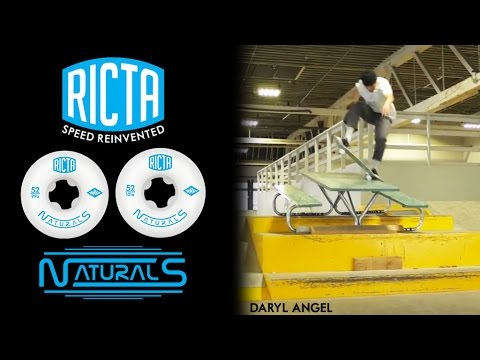 Daryl Angel skates Nike Training Facility | Ricta Naturals