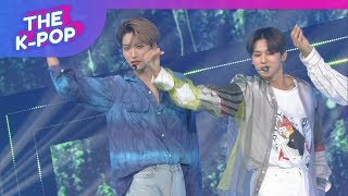 ATEEZ, Dancing Like Butterfly Wings [THE SHOW 190716]