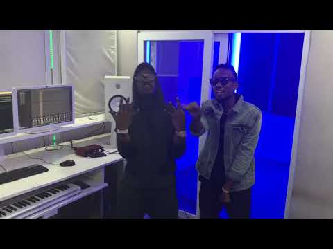 Rayvanny X Billnass POCHINENE RMX (Studio Session)