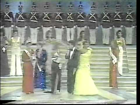 MISS VENEZUELA 1980 CROWNING MOMENT