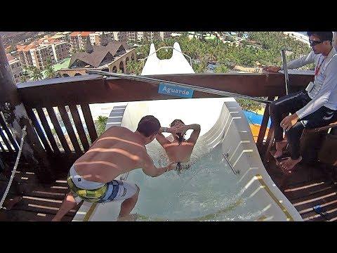 Beach Park in Brazil Saxi Music Clip!