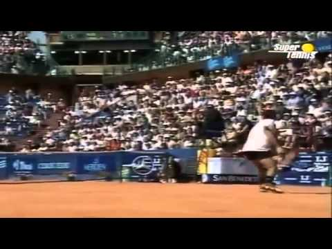 Alex Corretja vs Marcelo Ríos Final Roma 1997