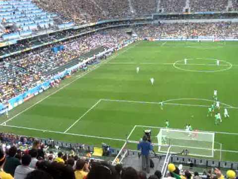 fifa world cup 2014 - Iran 0 X 0 Nigeria.