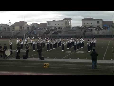 St Genevieve High School Marching Band