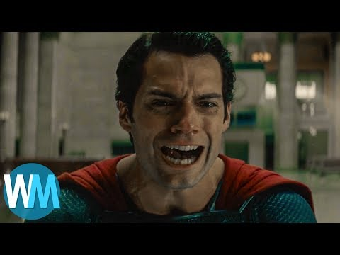 Top 10 Controversial Moments in Superhero Movies