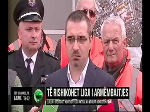 Edicioni Informativ, 27 Mars 2016, Ora 19:30 - Top Channel Albania - News - Lajme