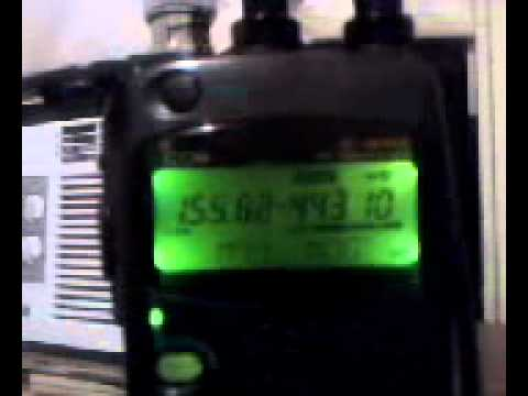Icom IC-W32A Dual Bander