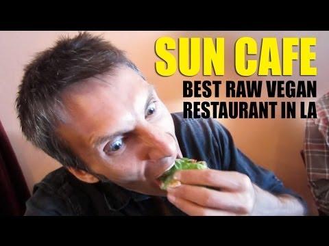 Sun Cafe – Organic Raw Vegan Cuisine in Los Angeles