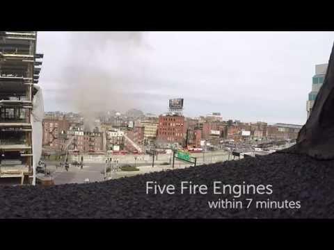 Boston North End Fire 4 14 15