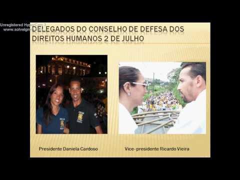 Direitos Humanos 2 de Julho- Missão!