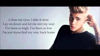 Justin Bieber - Hit The Ground Lyrics