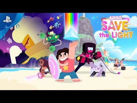 Steven Universe: Save the Light - Gameplay Trailer   PS4