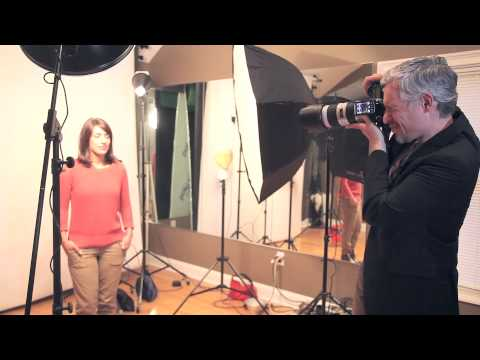 White Background Photography Tutorial: How to Take High-Key Pictures