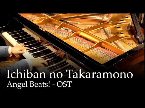 Ichiban No Takaramono - Angel Beats! OST [piano]