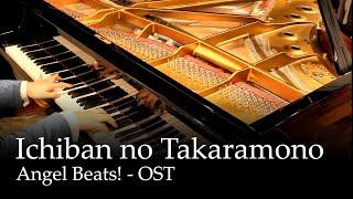 Ichiban No Takaramono Angel Beats Ost Piano