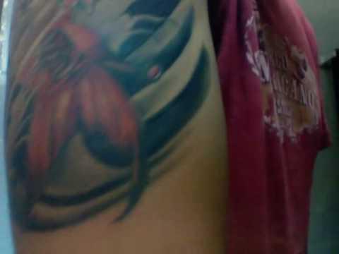foto tatuaje japones. Tags: Tattoo Pez koi Fish Japanese tatuaje japones