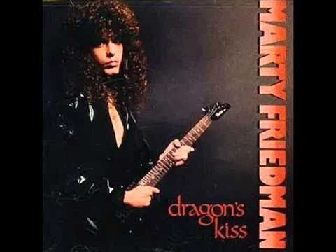 Marty Friedman-Dragons Kiss-Saturation Point