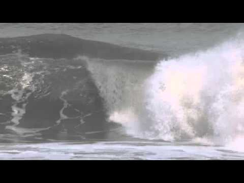 Surfing Hurricane Irene Swell at Sebastian Inlet Florida
