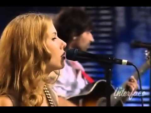 Pete Yorn & Scarlett Johansson - Relator (HDTV)
