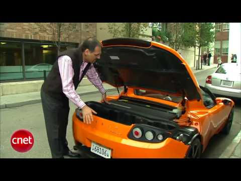 Car Tech   2010 Tesla Roadster Sport review