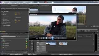 Tutorial Premiere + Photoshop - CS6 Transição Animada com Elementos do Vídeo