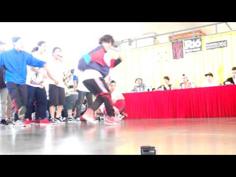 R16 Hongkong 2014 海選 B Tribe Vs Xxx video
