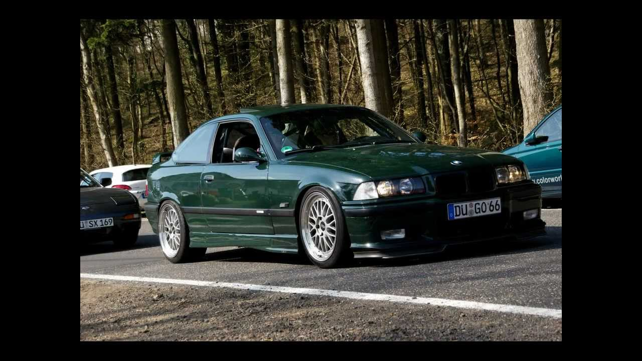 BMW E36 M3 GT - YouTube