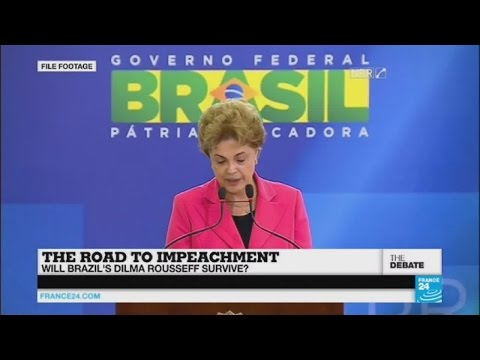 The road to impeachment: will Brazil's Dilma Rousseff survive? (part 1)