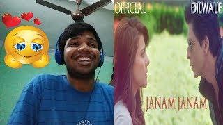 download lagu Janam Janam - Dilwaleshah Rukh Khan,kajolreaction & Thoughtsthrowback Sunday gratis