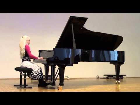 Бах Иоганн Себастьян - Токката G-dur BWV916