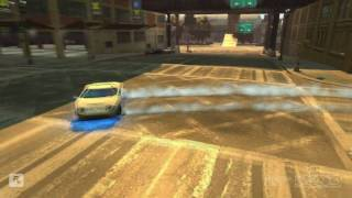 gta 4 Ballad of gay tony Drift movie 2010 ドリフト