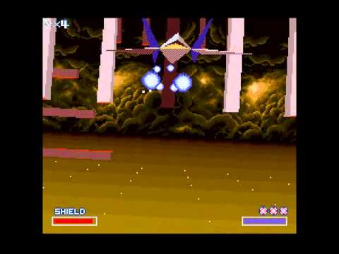 Star Fox - Star Fox (SNES) - Vizzed.com Play - User video