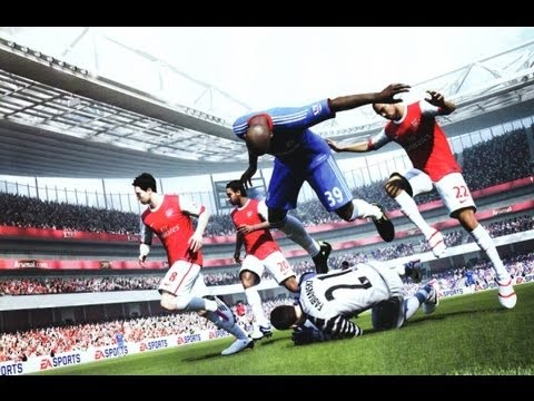 FIFA Soccer 12 Preview